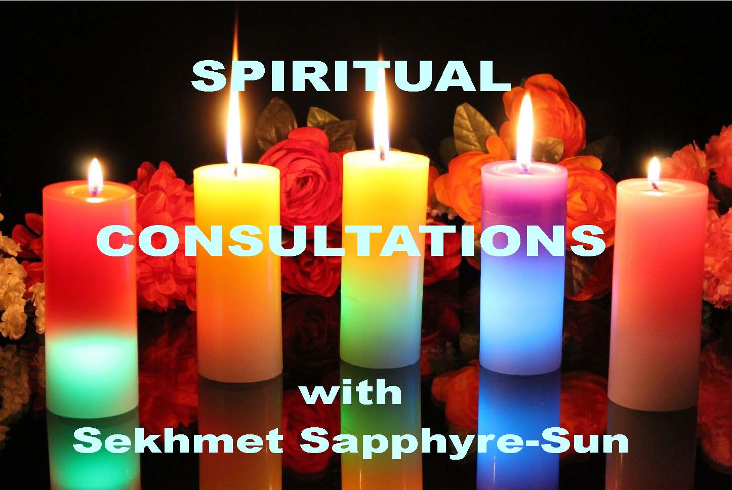 Spiritual Counseling with Sekhmet Sapphyre-Sun
